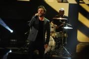 Foto/IPP/Gioia Botteghi 13/04/2015 Roma  prima puntata di SI PUO FARE, nella foro: Nek