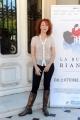 Foto/IPP/Gioia Botteghi 12/10/2015 Roma presentazione del film La bugia bianca , nella foto: Carmen Giardina