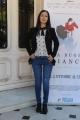 Foto/IPP/Gioia Botteghi 12/10/2015 Roma presentazione del film La bugia bianca , nella foto:  Francesca Di Maggio