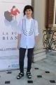 Foto/IPP/Gioia Botteghi 12/10/2015 Roma presentazione del film La bugia bianca , nella foto: la cantautrice Erica Mou