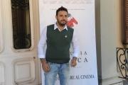 Foto/IPP/Gioia Botteghi 12/10/2015 Roma presentazione del film La bugia bianca , nella foto: il regista Giovanni Virgilio