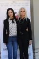 Foto/IPP/Gioia Botteghi 12/10/2015 Roma presentazione del film La bugia bianca , nella foto: Iasabel Russinova e Francesca Di Maggio