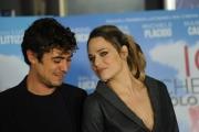 Foto/IPP/Gioia Botteghi 13/10/2015 Roma presentazione del film io che amo solo te, nella foto: Riccardo Scamarcio e Laura Chiatti