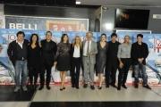 Foto/IPP/Gioia Botteghi 13/10/2015 Roma presentazione del film io che amo solo te, nella foto: il cast