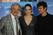 Foto/IPP/Gioia Botteghi 13/10/2015 Roma presentazione del film io che amo solo te, nella foto: Michele Placido, Chiatti, Scamarcio