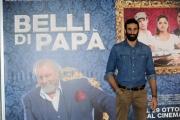 Foto/IPP/Gioia Botteghi 14/10/2015 Roma presentazione del filmBelli di papà, nella foto: MARCO ZINGARO