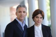 Foto/IPP/Gioia Botteghi 15/10/2015 Roma presentazione del film era d'estate, nella foto: Claudia Potenza e Beppe Fiorello