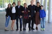 Foto/IPP/Gioia Botteghi 15/10/2015 Roma presentazione del film era d'estate, nella foto: il cast con la regista Fiorella Infascelli