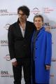 Foto/IPP/Gioia Botteghi 16/10/2015 Roma festa del cinema di roma,  nella foto : Frances McDormand e il marito Joel Coen