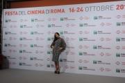 Foto/IPP/Gioia Botteghi 20/10/2015 Roma festa del cinema di roma, film ville Marie, nella foto: Guy Edoin regia, Monica Bellucci, Felize frappier ( produttore)