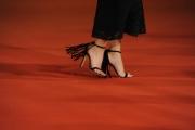 Foto/IPP/Gioia Botteghi 21/10/2015 Roma festa del cinema di roma, red carpet, nella foto: scarpe della Ragonese