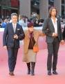 Foto/IPP/Gioia Botteghi 24/10/2015 Roma festa del cinema di roma, red carpet,  nella foto:  Franca Valeri