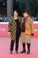 Foto/IPP/Gioia Botteghi 24/10/2015 Roma festa del cinema di roma, red carpet,  nella foto: Adriana Asti con Franca Valeri