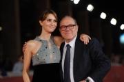 Foto/IPP/Gioia Botteghi 24/10/2015 Roma festa del cinema di roma, red carpet,  nella foto: Carlo Verdone e Paola Cortellesi