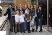 Foto/IPP/Gioia Botteghi 26/10/2015 Roma presentazione della fiction di canale 5 I MISTERI DI LAURA, nella foto: il cast