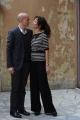 Foto/IPP/Gioia Botteghi 26/10/2015 Roma presentazione della fiction di canale 5 I MISTERI DI LAURA, nella foto: Carlotta Natoli, Gian Marco Tognazzi