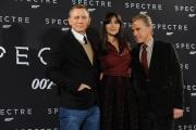 Foto/IPP/Gioia Botteghi 27/10/2015 Roma Presentazione del film Spectre 007, nella foto Monica Bellucci, Christoph Waltz, Daniel Craig