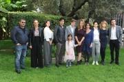 Foto/IPP/Gioia Botteghi 04/11/2015 Roma presentazione della fictionQuesto è il mio paese, nella foto: Violante Placido ed il cast