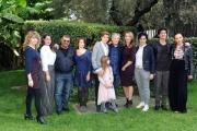 Foto/IPP/Gioia Botteghi 04/11/2015 Roma presentazione della fictionQuesto è il mio paese, nella foto: il regista Michele Soavi con il cast