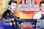 Foto/IPP/Gioia Botteghi 05/11/2015 Roma ospite di porta a porta il Volo