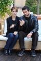 Foto/IPP/Gioia Botteghi 09/11/2015 Roma presentazione del film Gli ultimi saranno gli ultimi, nella foto: Alessandro Gassman Paola Cortellesi