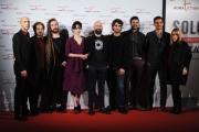 Foto/IPP/Gioia Botteghi 14/11/2015 Roma terzo giorno del fictionfest, fiction Italian indie, nella foto  il cast con il regista Lorenzo Corvin