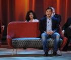 Foto/IPP/Gioia Botteghi 12/11/2015 Roma Francesco Totti ospite del Maurizio Costanzo Show