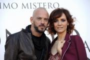 Foto/IPP/Gioia Botteghi 16/11/2015 Roma presentazione del film IN FONDO AL BOSCO, nella foto: Camilla Filippi, Filippo Nigro