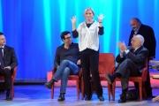 Foto/IPP/Gioia Botteghi 20/11/2015 Roma seconda puntata del Maurizio Costanzo Show, nella foto  Catherine Spaak