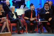 Foto/IPP/Gioia Botteghi 20/11/2015 Roma seconda puntata del Maurizio Costanzo Show, nella foto fachiro e vampiri mangia il vetro in diretta