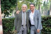 Foto/IPP/Gioia Botteghi 21/11/2015 Roma presentazione della seconda serie di IN TREATMENT su SKY, nella foto:  Sergio Castellitto e Michele Placido