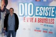Foto/IPP/Gioia Botteghi 23/11/2015 Roma presentazione del film DIO ESISTE E VIVE A BRUXELLES, nella foto: il regista Jaco Van Dormael