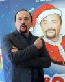 Foto/IPP/Gioia Botteghi 25/11/2015 Roma presentazione del film Babbo Natale non viene da Nord, nella foto: Maurizio Casagrande