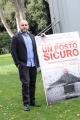 Foto/IPP/Gioia Botteghi 27/11/2015 Roma presentazione del film un posto sicuro, nella foto il regista Francesco Ghiaccio