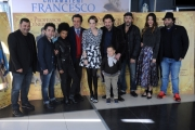 Foto/IPP/Gioia Botteghi 30/11/2015 Roma presentazione del film Il professor cenerentolo, nella foto: il cast