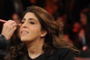 Foto/IPP/Gioia Botteghi 01/12/2015 Roma  puntata di Ballarò con ospite Francesca Immacolata Chaouqui