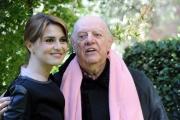 Foto/IPP/Gioia Botteghi 02/12/2015 Roma  presentazione del programma Callas rai uno, con Paola Cortellesi e Dario Fò