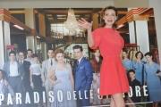 Foto/IPP/Gioia Botteghi 03/12/2015 Roma presentazione della fiction rai uno IL PARADISO DELLE DONNE, nella foto:  Christiane Filangieri