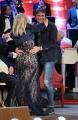Foto/IPP/Gioia Botteghi 03/12/2015 Roma  puntata di Maurizio Costanzo Show, nella foto: Antonio Conte con Tina Cipollari
