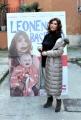 Foto/IPP/Gioia Botteghi 04/12/2015 Roma presentazione del film Il leone nel basilico, nella foto:  Ida Di Benedetto