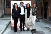 Foto/IPP/Gioia Botteghi 04/12/2015 Roma presentazione del film Il leone nel basilico, nella foto: Carla Signoris, Ida Di Benedetto, Catrinel Marlon, Domenico Diele