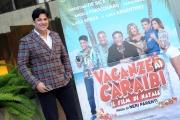 Foto/IPP/Gioia Botteghi 10/12/2015 Roma presentazione del film Vacanze ai caraibi, nella foto Dario Bandiera