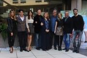 Foto/IPP/Gioia Botteghi 10/12/2015 Roma presentazione del film Vacanze ai caraibi, nella foto il cast