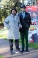Foto/IPP/Gioia Botteghi 15/12/2015 Roma presentazione del film Natale col Boss, nella foto Lillo e Greg