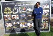 Foto/IPP/Gioia Botteghi 16/12/2015 Roma presentazione del listino Medusa 2016, nella foto:  Herbert Ballerina per il film Quel bravo ragazzo