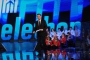 Foto/IPP/Gioia Botteghi 18/12/2015 Roma serata d'apertura per il telethon rai uno, nella foto: Frizzi