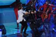Foto/IPP/Gioia Botteghi 18/12/2015 Roma serata d'apertura per il telethon rai uno, nella foto: Gianna Nannini