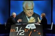 Foto/IPP/Gioia Botteghi 20/12/2015 Roma Verdini ospite di Lucia Annunziata