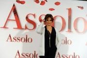 Foto/IPP/Gioia Botteghi 28/12/2015 Roma presentazione del film Assolo, nella foto:  la regista Laura Morante