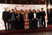 Foto/IPP/Gioia Botteghi 28/12/2015 Roma presentazione del film Assolo, nella foto: il cast
